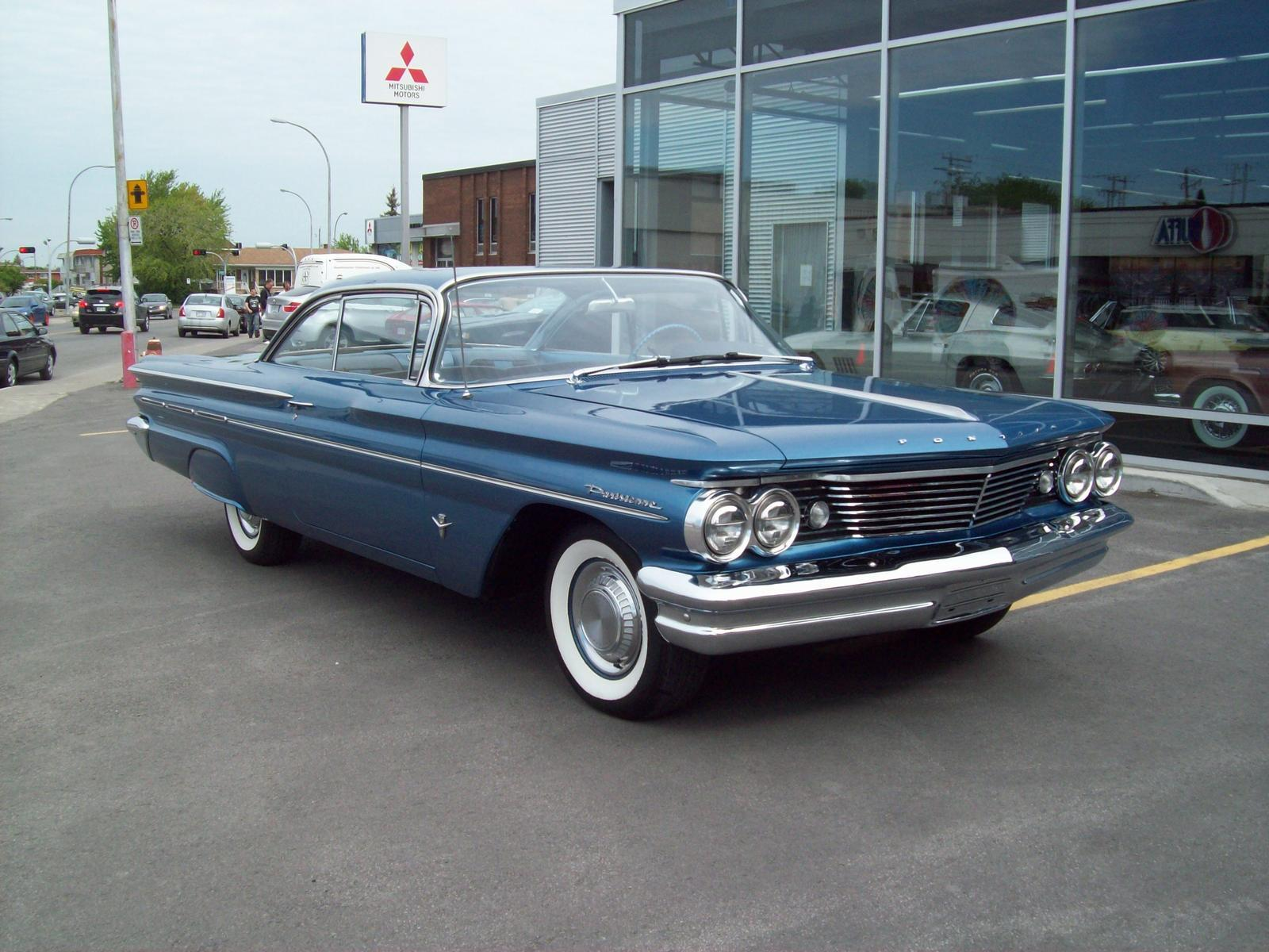 Pontiac Parisienne Bubble Top 1960
