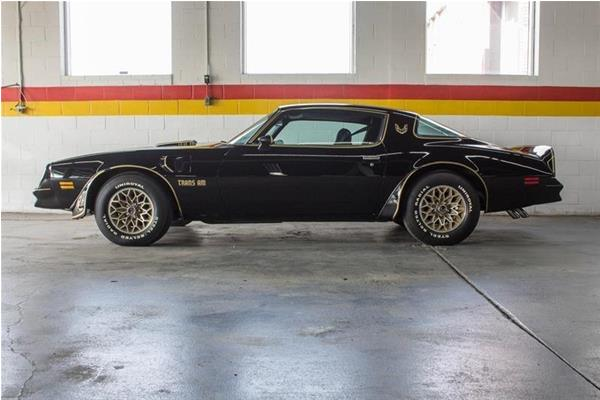 Pontiac Trans Am 3,371mi ALL ORIGINAL 1977